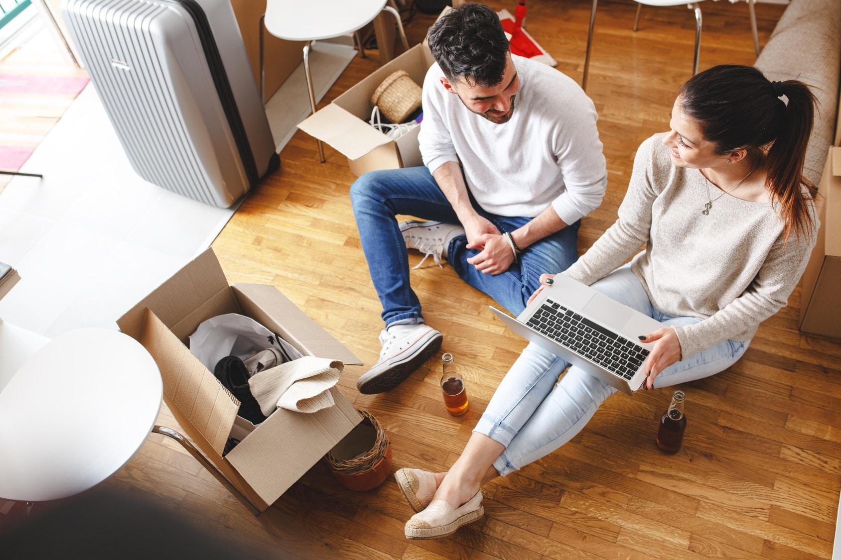 Comment bien préparer son déménagement Internet?