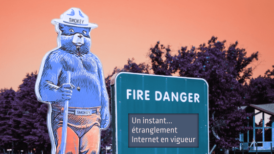 La perte de la « Net Neutrality » étouffe les pompiers aux États-Unis
